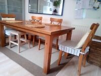Ikea Large dining table