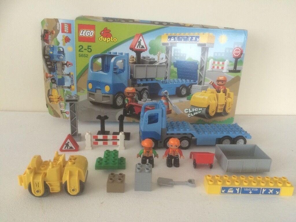 LEGO DUPLO LEGO Ville 5652 Road Construction