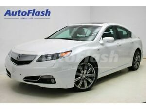 2014 Acura TL A-Spec *Aero-kit* AWD *cuir/Leather* Toit/Roof*