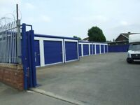 Self Storage Unit 100 square ft 10'x10' x 7.5ft high Secure Clean Dry