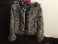 Faux fur by Nina Kalio