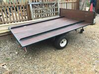 Car trailer for Motorcycles Or quad bike or anything