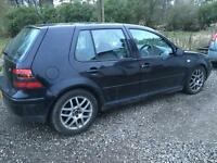 Breaking mk4 golf 1.9 gttdi pd150