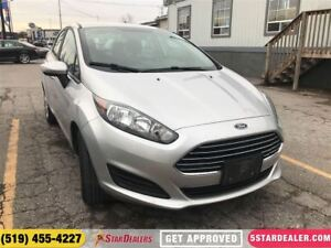 2016 Ford Fiesta SE   ONE OWNER   BLUETOOTH
