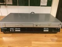Panasonic VCR and DVD player NV-VP33