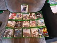 Xbox One Games Great Condition £8 Each or 3 For £20