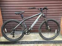 Carrera vengeance 6061 mountain bike