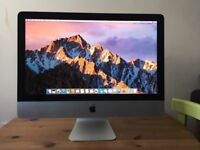 Apple iMac 21.5 inch slim. i5 2.7GHz , 8GB Ram, 1TB HDD. A fantastic deal!