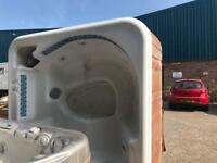 Hot Tub - Hot Spring American- 2Mx2Mx1M - Bargain Price - Site Clearance - only £499