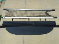 Toyota RAV4 2013 - current Parcel shelf & Luggage Cover