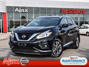 2017 Nissan Murano SL*Navigation*Leather*Alloys*Bluetooth