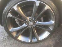 19 inch alloy wheels Audi/vw