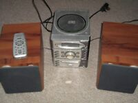Goodmans micro stereo system