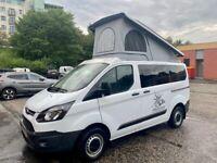 Ford, TRANSIT CUSTOM campervan, new conversion