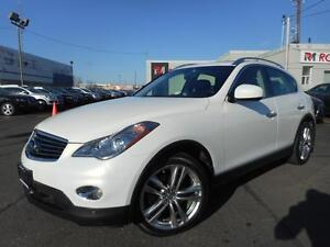 2012 Infiniti EX35 - NAVI - FULL CAMERA - TECH PKG