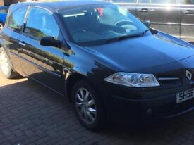 Renault Megane long mot low mileage