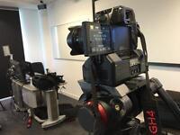 Cameraman ,video editor ,sound engineering ,photographs & web designer