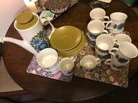 Meakin Coffee set