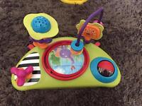 Mamas and papas play tray