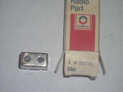 Gm Delco Radio Tuning Coil 9347165