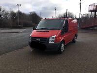 Man and van - Edinburgh's low cost man and van service