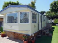 MOBILE HOME FOR SALE ON CAMPING FLORANTILLES, TORREVIEJA, COSTA BLANCA, SPAIN. £22,000
