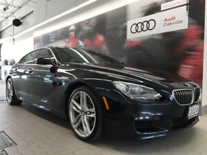 2014 BMW 6 Series xDrive Gran Coupe