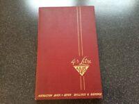 Alvis 4.3 litre instruction book