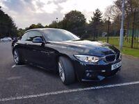 BMW 420D M Sport Auto Convertible