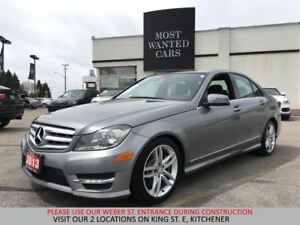 2013 Mercedes-Benz C300 4MATIC SPORT PACKAGE | NO ACCIDENTS | RO