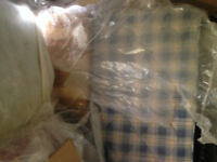 Surplus 3 very good condition unmarked single beds with Headboards free for anyone to collect