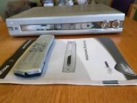 Philips DVD Player and Recorder
