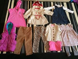 Girls 18-24 months bundle