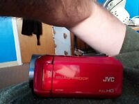 Jvc quad proof video camera