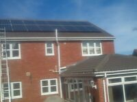 Joiner/ roofer, taking on new jobs!, great finishes & competitive rates, solar pv installs too.
