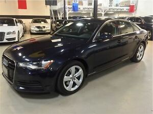 2013 Audi A6 2.0T NAVI KEYLESS START CLEAN CARPROOF