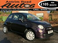 2014 FIAT 500 POP 1.2 ** ONLY 22,000 MILES ** FINANCE AVAILABLE