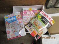 65+ Craft Magazines