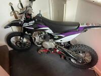 Piteous bike stomp 160