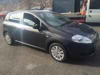 fiat punto dynamic 1.3 petrol 07-plate! mot september 2017! 106,000 miles! runs excellent!