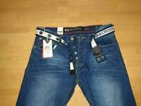 Size 34 by 34L Crosshatch jeans new