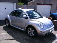 For sale. Volkswagen Beetle 1.6. 2002 (52)