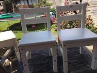 Clean Childers chairs