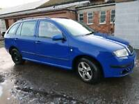 Skoda fabia tdi 2007 spares or repair