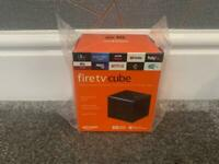 Brand new sealed Fire TV Cube | Hands free with Alexa, 4K Ultra HD streaming media player