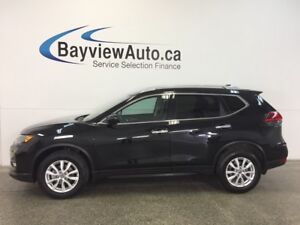 2017 Nissan ROGUE SV- AWD|REM STRT|HTD STS|REV CAM|BLUETOOTH|