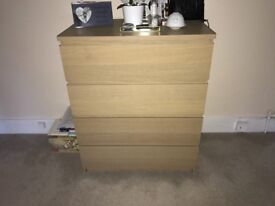X2 chest of Dawers £50