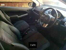Mazda 2 Hatchback 2008 MK2 1.3 TS2 3dr with air con