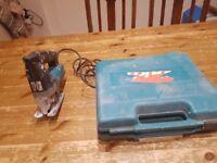 Makita jigsaw; power tool