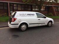 astra van spares or repair runs and drives £450